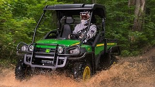 Download TEST RIDE: 2015 John Deere Gator 825i Video