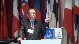 Download [2014 Shanghai Forum] Zhang Jun ″The Chinese Economy at Crossroads: End of Hyper Growth?″ Video