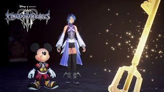 Download KINGDOM HEARTS | Celebrating 90 Years of Mickey Mouse Trailer Video