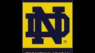 Download Notre Dame fight song Video