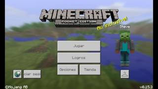 Download Como jugar los juegos del hambre,Skywars en Minecraft pe 0.15.3 0.15.0 explicado Video