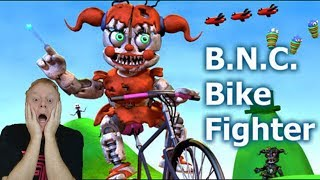 Download I'LL SAVE YOU LOLBIT | BABY'S NIGHTMARE CIRCUS BIKE FIGHTER | LEVEL 1 AND 2 | PRIZE CORNER Video