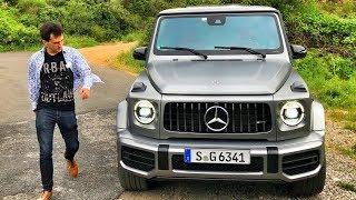 Download POV-тест нового Гелика 63! Валим на все 585 лошадей! Обзор Mercedes-AMG G 63. G-Class. Gelandewagen. Video