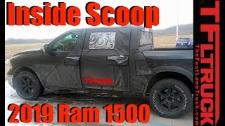 Download 2019 Ram 1500: Inside Scoop on the Upcoming New Pickup! Video