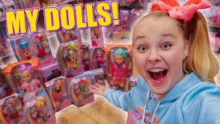Download MY JOJO DOLL COLLECTION! (Every JoJo Siwa Doll!) Video