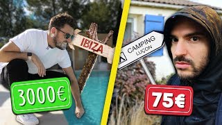 Download Week-end à 3000€ la nuit VS Week-end à 75€ la nuit Video