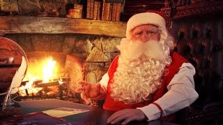 Download Video message from Santa for kids 2015 (EXAMPLE) Video