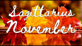 "Download Sagittarius ""Detaching yourself for new love"" November 2019 Tarot Reading Video"