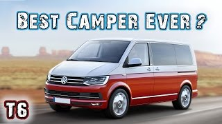 Download VW T6 2017 California - VW Bus Campervan Overview Video