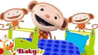 Download Five Little Monkeys with Oliver   BabyTV Video