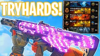 Download Playing against a FULL PARTY of TRYHARDS.. (COD BO4) Video