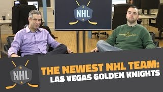 Download The Newest NHL Team: Las Vegas Golden Knights | FanSided Video