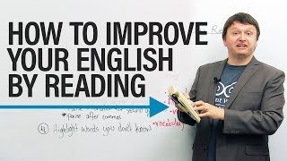 Download How to improve your English by reading Video