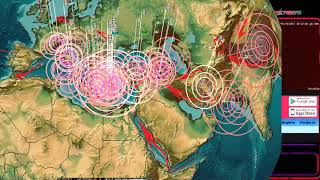Download 9/24/2017 - Global Earthquake Forecast - Pacific , USA, Europe, Asia be on watch - New large EQs Video