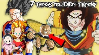 Download 7 Things You Didn't Know About Super Saiyan (Probably) - Dragon Ball Video