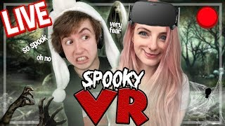 Download Spooky VR w/ LDShadowLady LIVE! Video