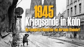 Download 1945 Kriegsende in Köln - Panzerduell am Dom & mehr - die komplette Filmedition Video