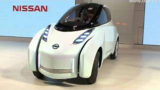 Download Nissan Land Glider - Tokyo Motor Show 2009 : DigInfo Video