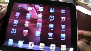 Download 10 Must Have iPad Apps Video