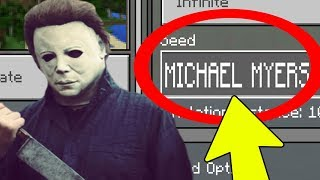 Download NEVER Play Minecraft The MICHAEL MYERS WORLD! (Haunted ″Halloween″ Seed) Video