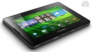 Download BlackBerry PlayBook with a 10-inch display Video