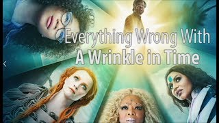 Download Everything Wrong With A Wrinkle in Time Video