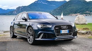 Download The World's Most Expensive Audi RS6 Video