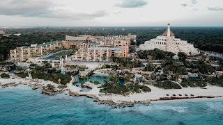 Download Hotel Xcaret Mexico | Shot on iPhone 8 Plus, Zhiyun Smooth Q and DJI Mavic Pro Video