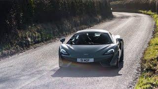 Download First Drive In My McLaren 540C Video
