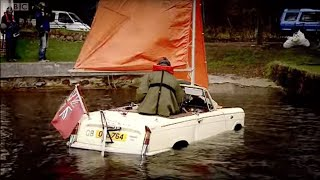 Download Amphibious Car Challenge | Top Gear Video