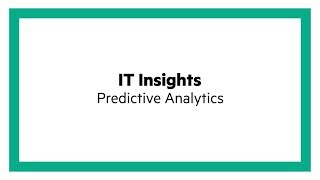 Download IT Insights: Predictive Analytics in All Flash Storage Solutions Video