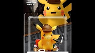 Download Detective Pikachu 3DS Amiibo Is On The Case Video