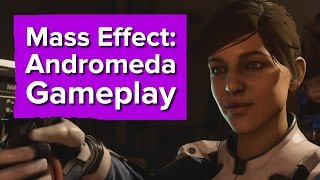 Download 5 minutes of Mass Effect: Andromeda gameplay - The Game Awards 2016 Video