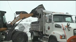 Download Mahoning County engineer discusses overnight snow plowing plan Video