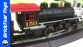 Download Bachmann HO Scale Nashville, Chattanooga & St Louis Train Set Video