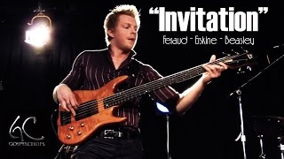 Download ″Invitation″ Hadrien Feraud, Peter Erskine & John Beasley - Jazz Cover Video