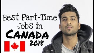 Download Best Part-Time Jobs in Canada 2018 - Part 1 Video