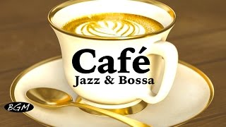 Download 【CAFE MUSIC】Relaxing Jazz & Bossa Nova Instrumental Music - Music For Relax,Study,Work Video