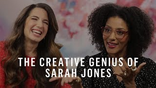 Download The Creative Process, Trusting Your Intuition & More With Sarah Jones Video