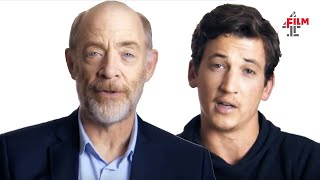 Download Miles Teller and J.K. Simmons on Whiplash | Film4 Interview Special Video