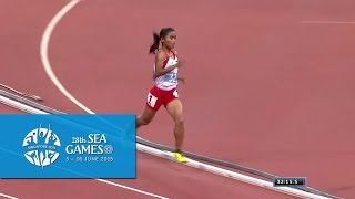 Download Athletics Womens 10000m Final (Day 6)   28th SEA Games Singapore 2015 Video