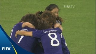Download Germany - Japan, 2011 Women's World Cup Video