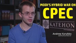 Download #Indian Hybrid War on CPEC - Andrew Korybko. Video