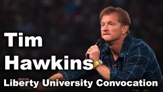 Download Tim Hawkins - Liberty University Convocation Video