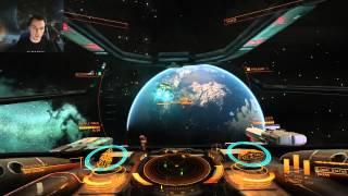Download Elite: Dangerous - Twitch stream #1- Single player combat scenarios Video