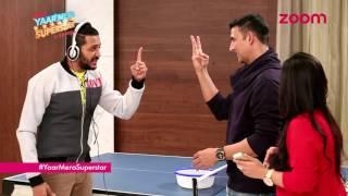 Download Guess The Word Game Between Akshay Kumar & Riteish Deshmukh | Yaar Mera Superstar | EXCLUSIVE Video