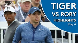 Download Tiger Woods vs Rory McIlroy Highlights | 2019 WGC-Dell Technologies Match Play Video