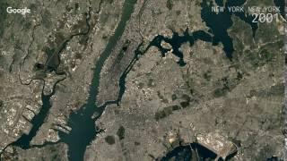Download Google Timelapse: New York, New York Video