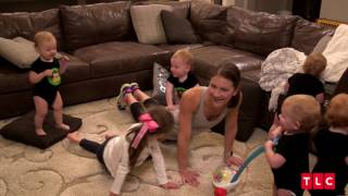 Download Quint Mom Danielle Busby's Got Some Workout Tips For You! Video