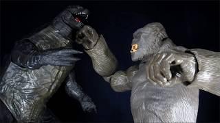 Download Juguetes de Godzilla y kong skull island Loquendo Video